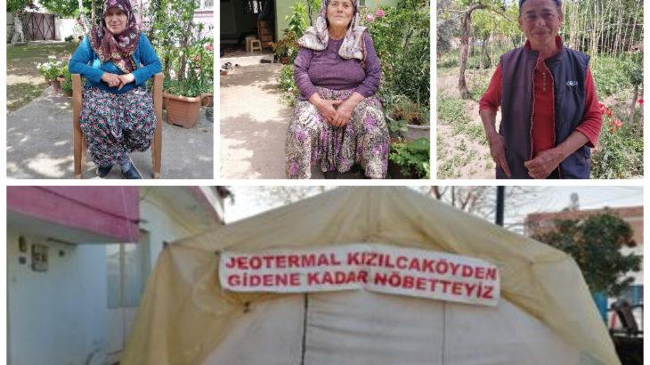 22 aydır direniyorlar: Bizi korona değil JES öldürür