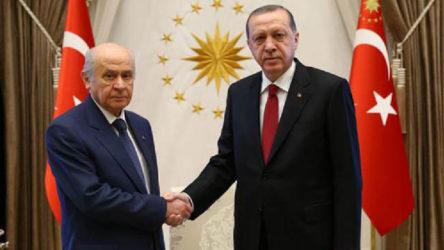 AKP-MHP ittifakına bir anket şoku daha!