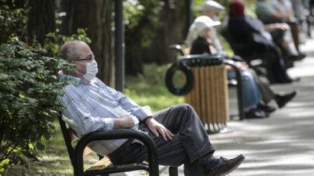 Kütahya'da 65 yaş ve üzeri yaşlılara sokak kısıtlaması getirildi