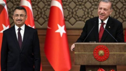 Fuat Oktay: Sokağa çıkma yasağı Cumhurbaşkanı'nın yetki alanında değil