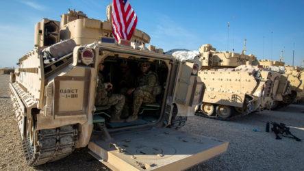 İşgalci ABD Suriye'de kalmaya devam edecek