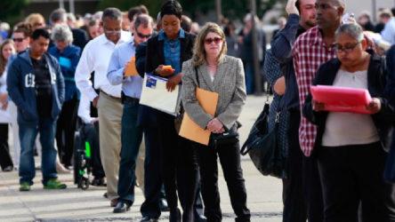 ABD'de 33 milyondan fazla kişi işsizlik maaşına başvurdu