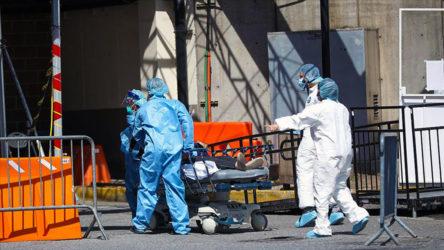 ABD'de koronavirüs nedeniyle son 24 saatte 1422 kişi hayatını kaybetti