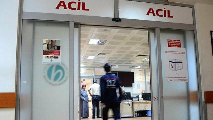 Virüs şüphelisi hastaneden kaçtı: 17 işçi gözlem altına alındı