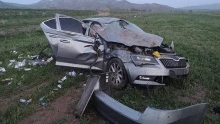 AKP'li meclis üyesi trafik kazasında hayatını kaybetti