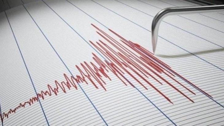 Akdeniz'de 6.3 şiddetinde deprem