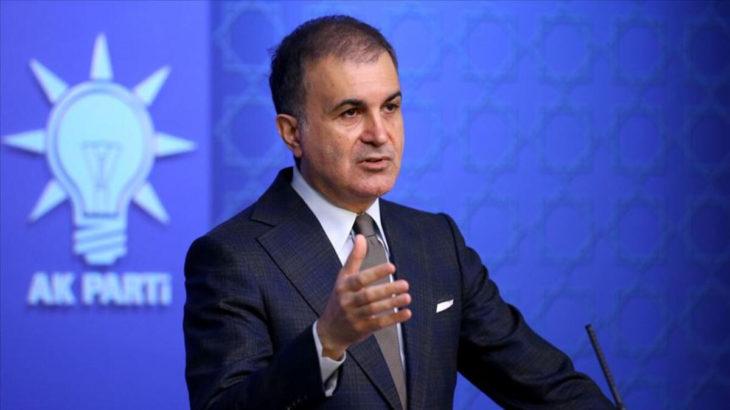 AKP Sözcü Ömer Çelik: