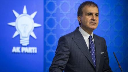 AKP Sözcüsü Çelik: Türkiye laik devlet anlayışı konusunda Yunanistan'a yardımcı olabilir