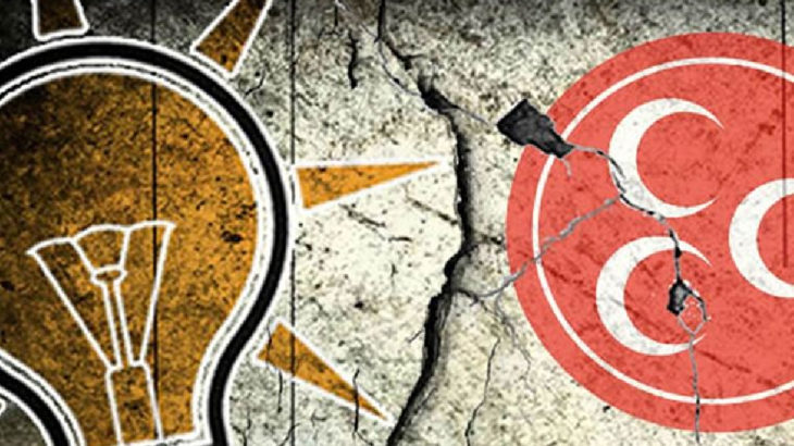 AKP ve MHP arasında bir rüşvet krizi daha
