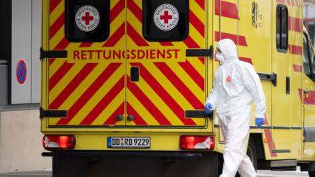 Önlemleri gevşetmeye başlayan Almanya'da salgın yeniden hız kazandı