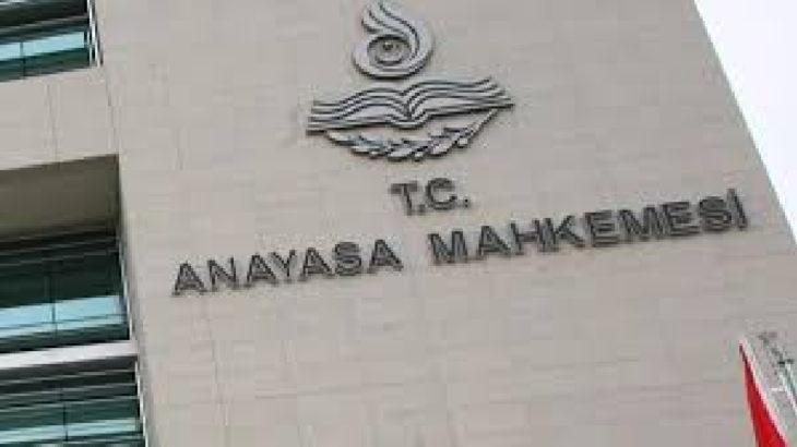 Anayasa Mahkemesi'nden KHK'li sözleşmeli personel kararı