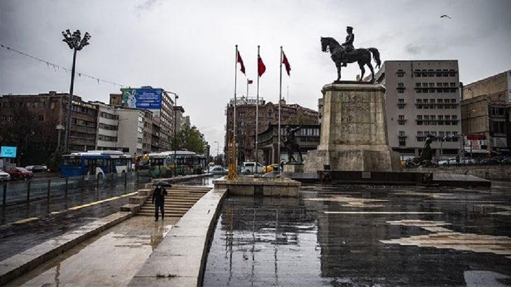 Ankara'ya uyarı: Ağaçlar devrilebilir, çatılar uçabilir