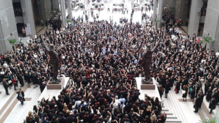 Barolara 'Diyanet soruşturması'na hukukçulardan ortak tepki