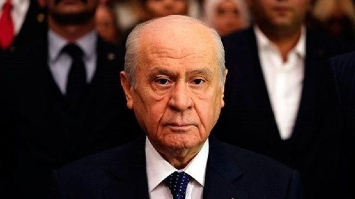 MHP Bahçeli'nin 'görev'ini açıkladı