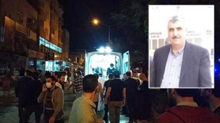 Batman Kozluk'ta silahlı saldırıya uğrayan AKP'li meclis üyesi hayatını kaybetti