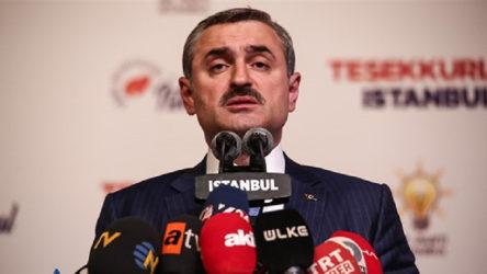 AKP'li Şenocak: Tehdit edenin, mermi gösterenin partimizde işi olmaz