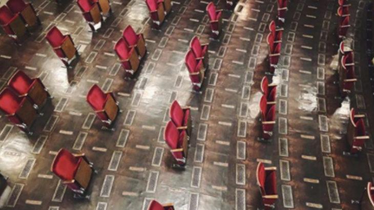 Berliner Ensemble'den 'sosyal mesafeli' tiyatro