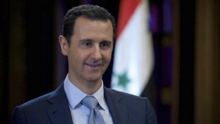 Suriye Devlet Başkanı Beşar Esad'ın Covid-19 testi pozitif çıktı