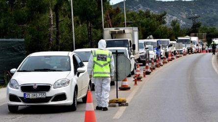 Bodrum Belediye başkanı Aras: Kalan 24 ilin seyahat yasağı kalkarsa korkulan olur