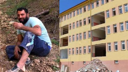 Bolu'da iş cinayeti: Üzerine hurda kalorifer peteği düşen Iraklı işçi yaşamını yitirdi