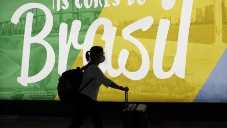 Brezilya'da koronavirüs kaynaklı can kaybı 300 bini geçti
