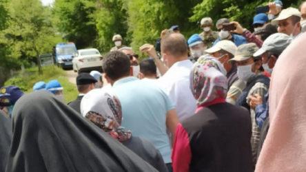 Bursa Kirazlıkaya'da katliam da direniş de sürüyor!