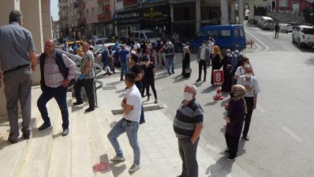 Bursa'da maske takma zorunluluğu