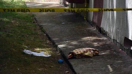 Büyükçekmece'de site bahçesine bırakılmış yeni doğmuş bebek ölü bulundu