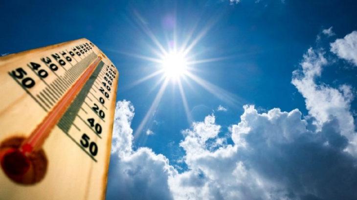 Meteoroloji'den sıcaklık artışı ve yağış uyarısı