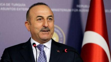 Çavuşoğlu: Turistlerin Türkiye'ye gelip tatil yapmasını sağlamamız lazım