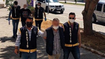 Cezaevi firarileri kavgada yakalandı: Saklandığı yerde uyuşturucu deposu ortaya çıkarıldı