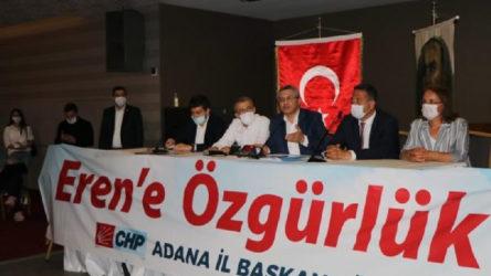 CHP'den Eren Yıldırım tepkisi: Öcalan'ı TRT'ye çıkaranlar kamera kayıtlarını bulamadı