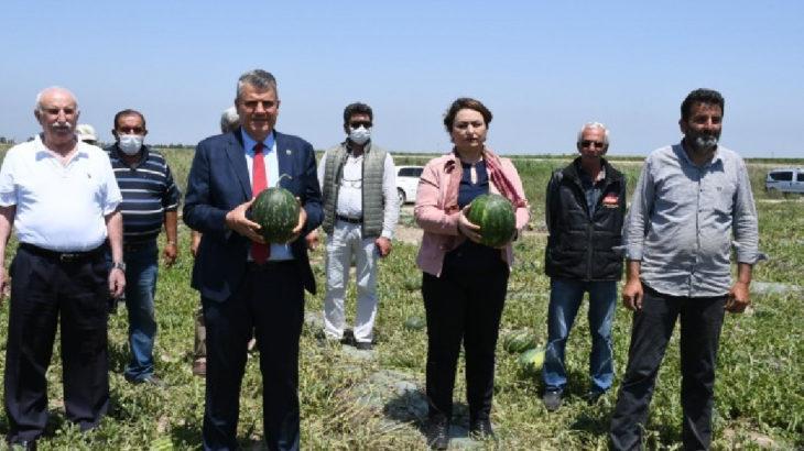 Çiftçi destek bekliyor