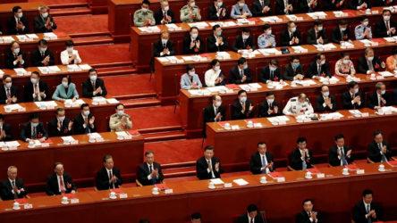 Çin Ulusal Halk Kongresi, Hong Kong'da uygulanacak Ulusal Güvenlik Yasası'nı kabul etti