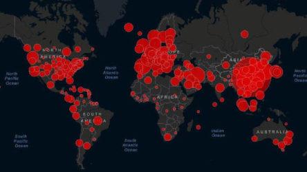 Dünyada Kovid-19 bulaşan kişi sayısı 4 milyon 100 bini geçti