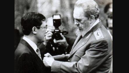 Kamboçya'nın Küba Büyükelçisinden korona mesajı: Dostluğumuzu hiçbir virüs bozamaz