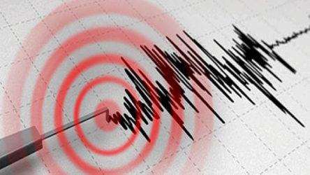 Datça açıklarında 4,1 şiddetinde deprem