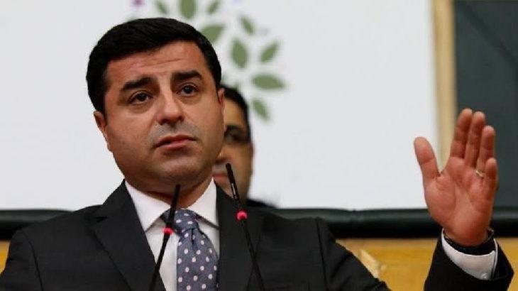 Yargıtay, Demirtaş'ın cezasının bozulmasını istedi