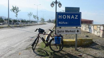 Denizli Honaz'da 17 mahallede