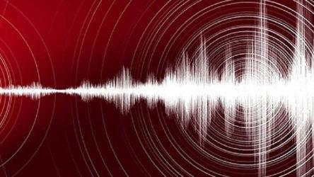Datça'da 4.5 büyüklüğünde deprem