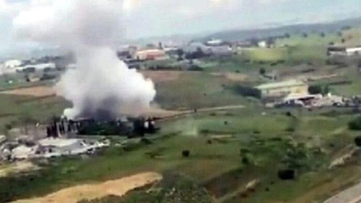 İstanbul'da fabrikada patlama: 2 kişi hayatını kaybetti