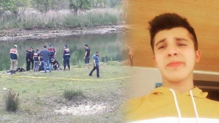 Kızılırmak'ta akıntıya kapılan Atakan'dan acı haber