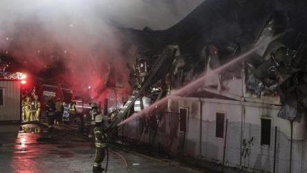 DİSK Dev Yapı-İş, 1 işçinin hayatını kaybettiği Ümraniye'deki şantiye yangınıyla ilgili ihmaller zincirini açıkladı