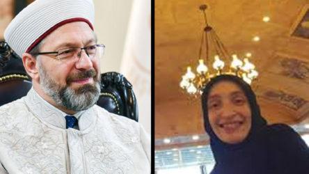 Diyanet İşleri Başkanı'nın kızından online fetva: Anne kızının yanında diz üstü şort giyemez