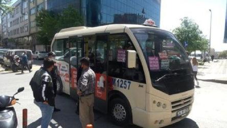 Yer İstanbul: Minibüsten 3 kat fazla yolcu çıktı