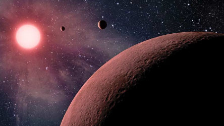 Dünya benzeri gezegen keşfedildi