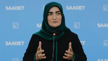 Saadet Partisi Kadın Kolları Başkanı İstanbul Sözleşmesi'ni hedef aldı: Aile yapısına atılan bombadır