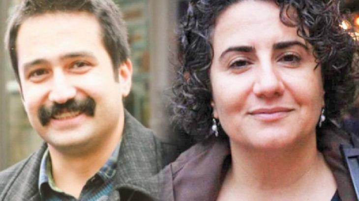 Ölüm orucundaki avukatlar Ebru Timtik ve Aytaç Ünsal Adli Tıp'a sevk edildi