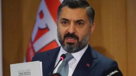 RTÜK Başkanı 'şahsı' için harekete geçti
