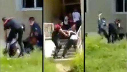 Edirne Valiliği'nden polis şiddeti açıklaması:  Onlar sabıkalı
